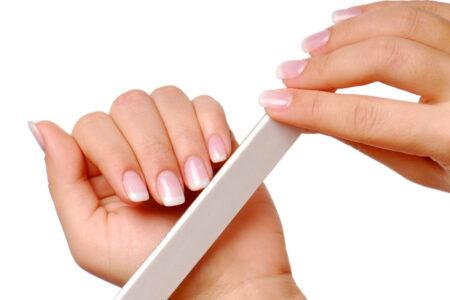 Як правильно пиляти нігті?