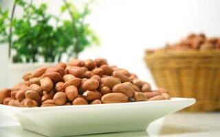 Корисні властивості арахісу