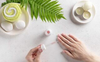 Догляд за нігтями - Рецепти з ефірними маслами