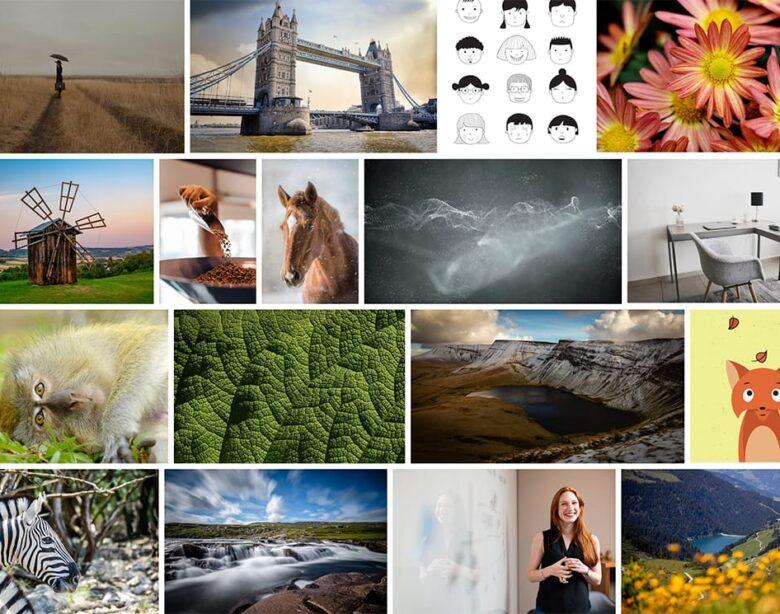 Найкращі сайти, які пропонують безкоштовні зображення для блогів